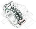 Inch and Metric-Style Ball Screw Support Bearings