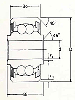 DSP Control Bearings