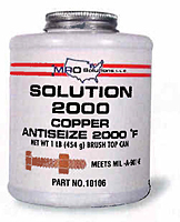 Antiseize & Lubricant Products- Solution 2000
