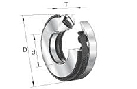 Spherical Roller Bearings 29320 Series